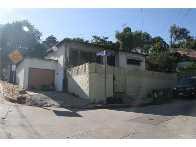 Mount Washington CA Single Family Home Sold: $548,625