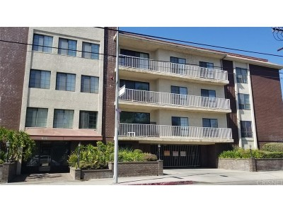 Northridge Condo/Townhouse For Sale: 19029 Nordhoff St #302
