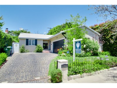 Los Angeles Single Family Home For Sale: 11313 Homedale Street