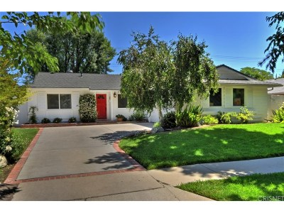 West Hills Single Family Home For Sale: 23912 Gilmore Street