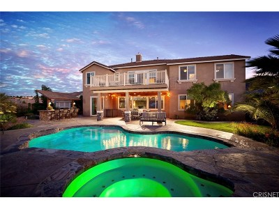 Palmdale Single Family Home For Sale: 41736 Merryvale Lane