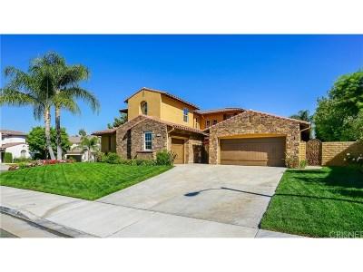 Stevenson Ranch Single Family Home For Sale: 25842 Flemming Place