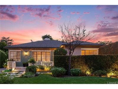 Studio City Single Family Home For Sale: 4247 Kraft Avenue