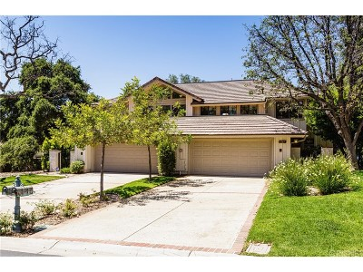 Westlake Village Condo/Townhouse For Sale: 4201 Dan Wood Drive