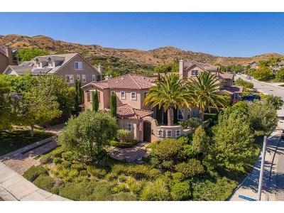 Valencia Single Family Home For Sale: 24449 Gable Ranch Lane