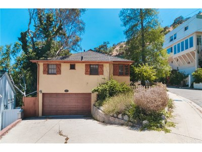 Beverly Hills Rental For Rent: 9660 Heather Road