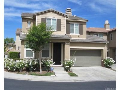 Valencia Single Family Home For Sale: 28901 Via Adelena