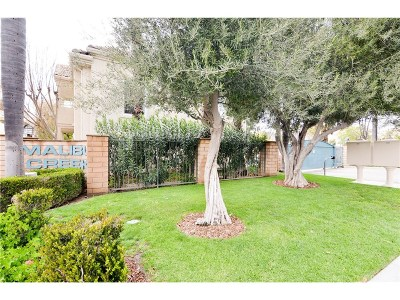 Calabasas CA Condo/Townhouse For Sale: $439,000