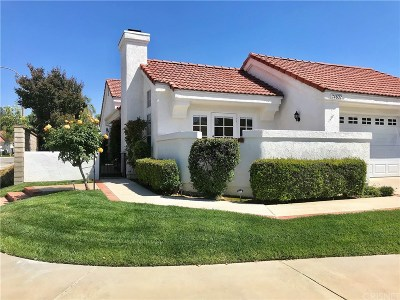 Los Angeles County Single Family Home For Sale: 24602 Cordera Court