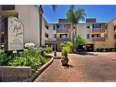 Encino Condo/Townhouse For Sale: 5325 Newcastle Avenue #304