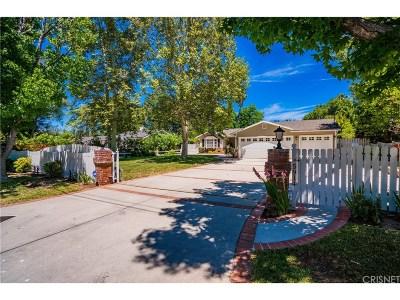 Woodland Hills Single Family Home For Sale: 5914 Oakdale Avenue