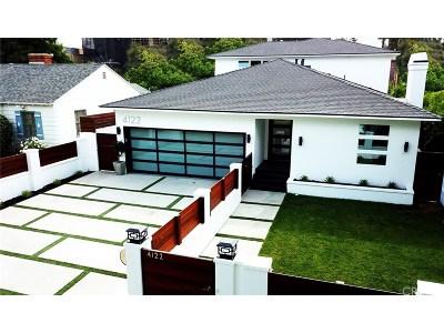 Single Family Home For Sale: 4122 Vantage Avenue