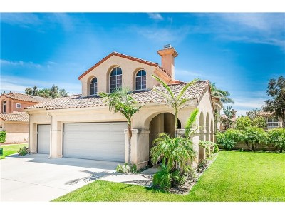 Moorpark Single Family Home For Sale: 15738 Freshman Court