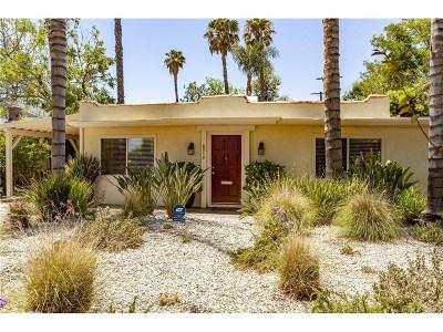 Single Family Home For Sale: 5015 Lemona Avenue