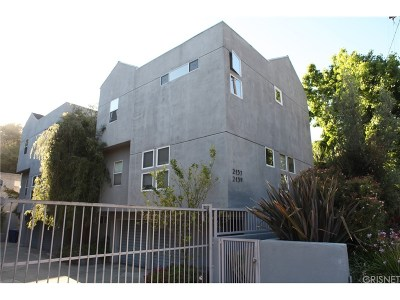 Condo/Townhouse For Sale: 2137 Griffith Park Boulevard