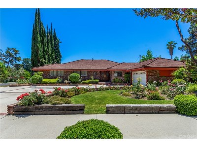 Northridge Single Family Home For Sale: 18800 San Fernando Mission Boulevard