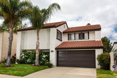 Westlake Village Single Family Home For Sale: 3823 Bowsprit Circle