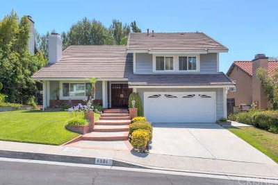 West Hills Single Family Home For Sale: 6904 Castle Peak Drive