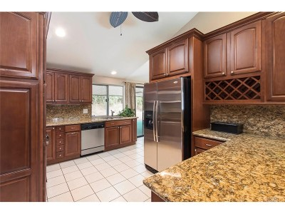 Canyon Country Single Family Home For Sale: 28207 Foxlane Drive