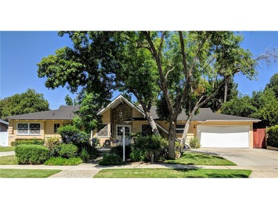 Woodland Hills Single Family Home For Sale: 5824 Kentland Avenue