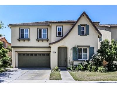 Canyon Country Single Family Home For Sale: 17414 Smoke Tree Lane
