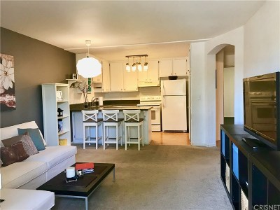 Canoga Park Condo/Townhouse For Sale: 6815 Remmet Avenue #216