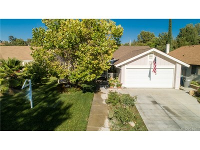 Valencia Single Family Home For Sale: 27570 Cherry Creek Drive