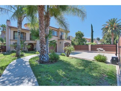 Tarzana Single Family Home For Sale: 5354 Amigo Avenue