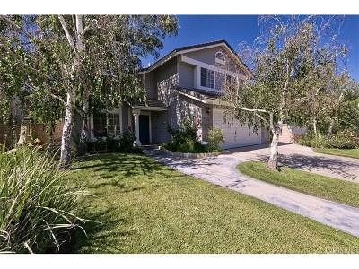 Saugus Single Family Home For Sale: 22408 Oxford Lane