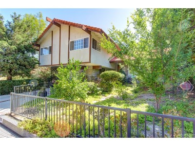 Woodland Hills Single Family Home For Sale: 22926 Cass Avenue