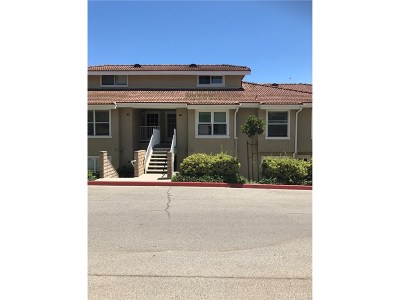 Simi Valley Condo/Townhouse For Sale: 2731 Erringer Road #80