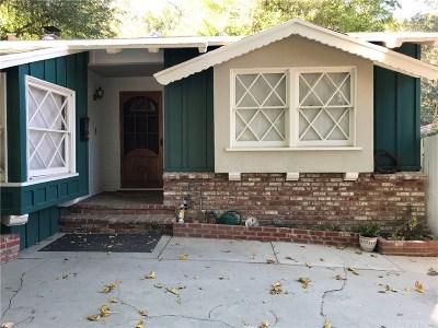 Woodland Hills Single Family Home For Sale: 22115 Martinez Street