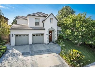 Valencia Single Family Home For Sale: 27163 Cedar Ridge Place