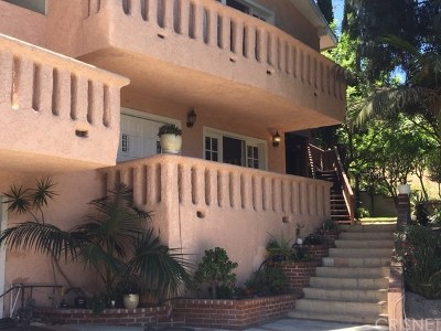 Los Angeles County Rental For Rent: 3540 North Knoll Drive