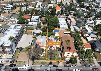 Los Angeles Single Family Home For Sale: 632 North Normandie Avenue