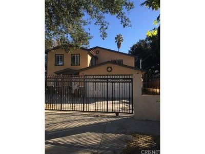 Canoga Park Single Family Home For Sale: 7406 Vassar Avenue