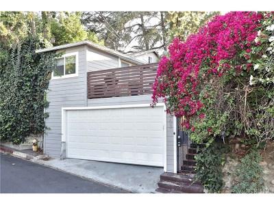 Single Family Home For Sale: 2463 Echo Park Avenue