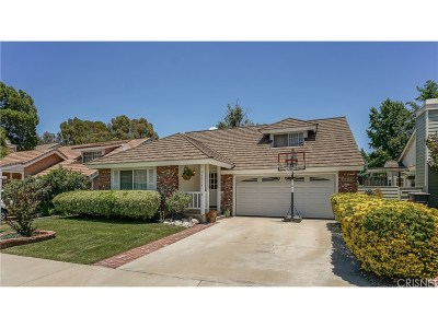 Valencia Single Family Home For Sale: 26064 Amable Court