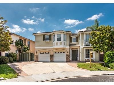 Moorpark Single Family Home For Sale: 13636 Silver Oak Lane