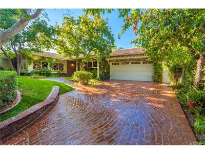 Newhall Single Family Home For Sale: 23565 Neargate Drive