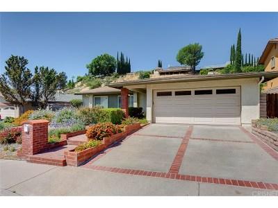 Porter Ranch Single Family Home For Sale: 11469 Baird Avenue