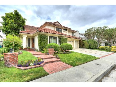 West Hills Single Family Home For Sale: 23964 Strathern Street