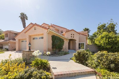 Moorpark Single Family Home For Sale: 15713 Graduate Circle