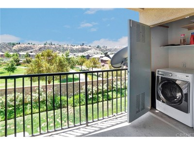 Saugus Condo/Townhouse For Sale: 20000 Plum Canyon Road #1522