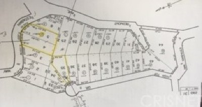 Tujunga Residential Lots & Land For Sale: Hightop