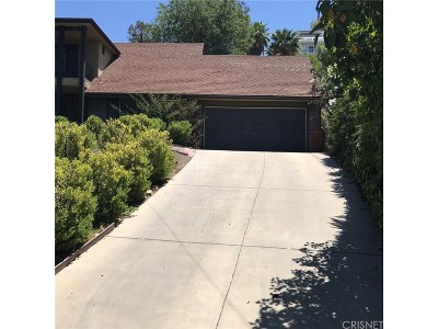 Woodland Hills Rental For Rent: 21801 Providencia Street