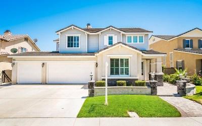 Valencia Single Family Home For Sale: 24086 Via Vista