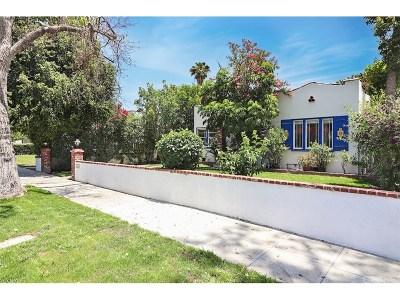 Burbank Single Family Home For Sale: 906 North Naomi Street