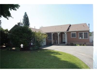 Single Family Home For Sale: 12514 Landale Street