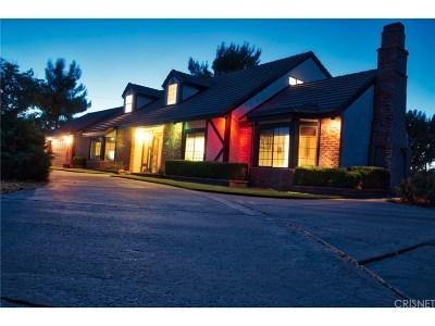 Palmdale Single Family Home For Sale: 2243 West Avenue O